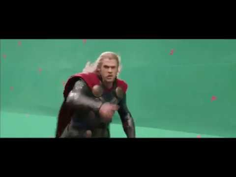 Thor : Ragnarok Hilarious Bloopers and Gag Reel - Full Outtakes