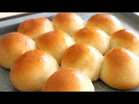 How To Make Soft Red Bean Paste Bread | 超好吃的豆沙麵包 | Dinner Rolls Recipe