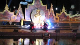 Traditional Style Thai Music And Dancing
