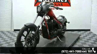 7. 2013 Honda Fury - VT1300CX  - Dream Machines of Texas - F...