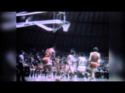 1974 SYRACUSE BASKETBALL HIGHLIGHTS