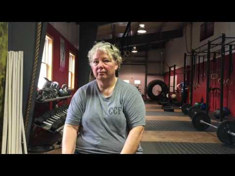 Ilene's Process CrossFit journey.