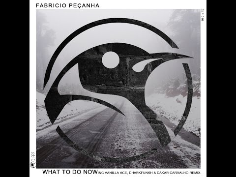 FABRÍCIO PEÇANHA - What To Do Now (Original Mix) - preview