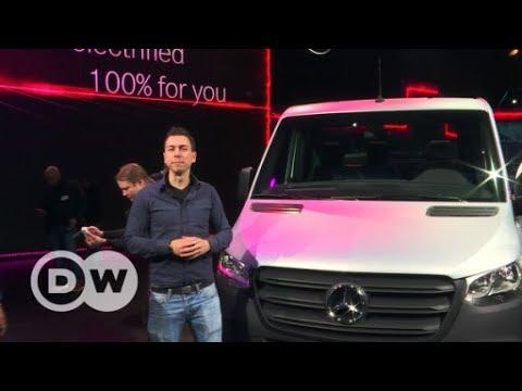 Mercedes Sprinter Weltpremiere: Alltagstauglich | DW  ...