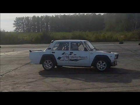 Testy: Łada 2107 VFTS, Paweł Biegun | JB Motorsport