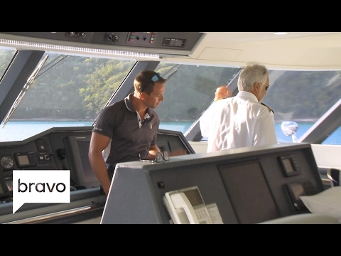 """Below Deck: Captain Lee: """"Do You Really Want to Go to War?"""" (Season 4, Episode 6)   Bravo"""