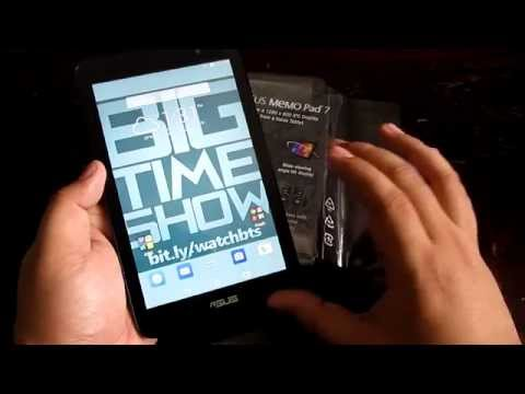 Asus MeMO Pad 7 Review (ME176CX) - Quad-Core Atom Tablet For Only PHP 6,995