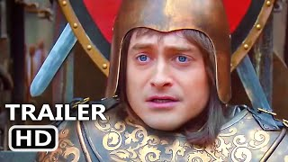 MIRACLE WORKERS Dark Ages Trailer (NEW 2020) Daniel Radcliffe, Comedy TV Series by Inspiring Cinema