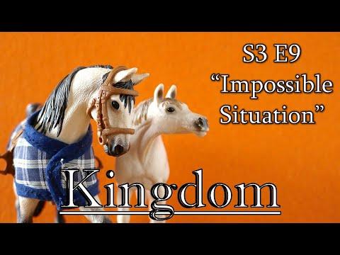"Kingdom | S3 E9: ""Impossible Situation"" | Original Schleich Horse Series"
