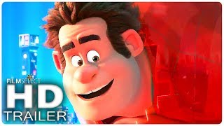 Video WRECK IT RALPH 2: Ralph Breaks The Internet Official Trailer (2018) MP3, 3GP, MP4, WEBM, AVI, FLV Maret 2018