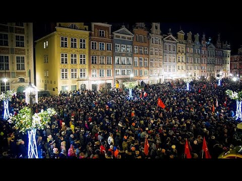Polen: Trauer um Danziger Bürgermeister Adamowicz