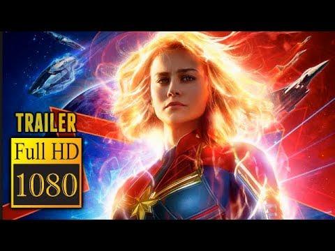 🎥 CAPTAIN MARVEL (2019) | Full Movie Trailer In Full HD | 1080p