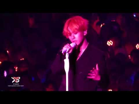 190719 Baekhyun 백현 - UN Village  - EXO PLANET#5 - EXplOration [직캠]
