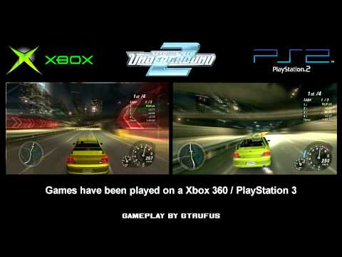 need for speed underground 2 xbox live