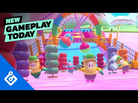 Fall Guys: Ultimate Knockout — New Gameplay Today