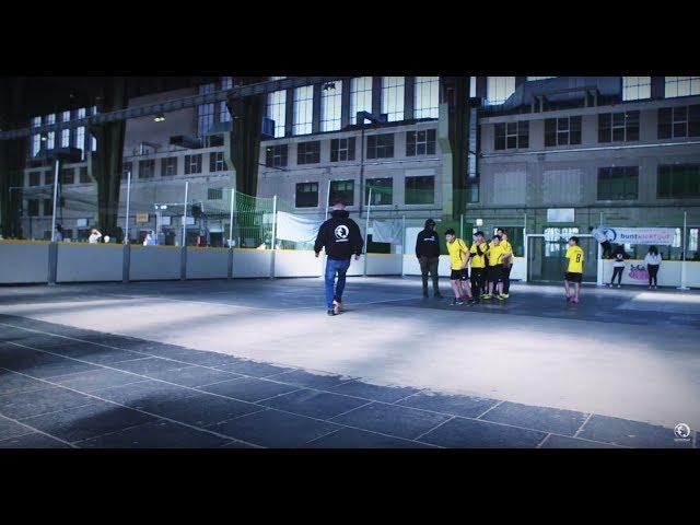 Video - buntkicktgut – interkulturelle straßenfußball-ligen berlin