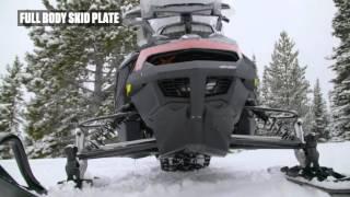 4. Snowmobile Ski-Doo MXZ 2017 - Gama de Accesorii REV