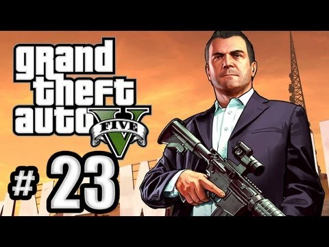 Smoove7182954 - GTA 5 Gameplay Walkthrough Part 23 GTA V Gameplay Walkthrough Part 23 The more likes I get the faster I upload the next episode! Let me know you want more! 1...