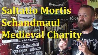 """Saltatio Mortis gehen auf """"In Castellis Tour"""", Schandmaul gehen """"Leuchtfeuer und andere Halunken Tour"""" und das Medieval Charity zu Mengede steht an.Links:http://www.saltatio-mortis.com/http://www.schandmaul.de/http://www.20jahre-schandmaul.de/http://www.medieval-mengede.de/Zu mir:Facebook: https://www.facebook.com/TiggaAC/Facebook: https://www.facebook.com/Mittelaltermarktmusik/Twitter: https://twitter.com/TiggaAC"""