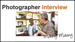Interview - Maung Maung