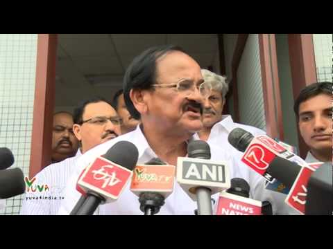 Everyday one Minister will meet people to solve problems of public: Shri Venkaiah Naidu