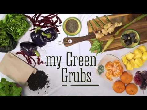 My Green Grubs – The Banana Leaf Restaurant Review Ep1