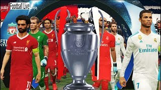 Video PES 2018   Final UEFA Champions League   Real Madrid vs Liverpool FC   Gameplay PC MP3, 3GP, MP4, WEBM, AVI, FLV Mei 2018