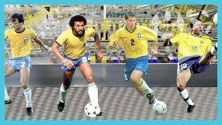 Brazil's unique samba style | World Cup 2014 | A century of the Seleção