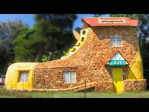 le case abitate più strane del mondo