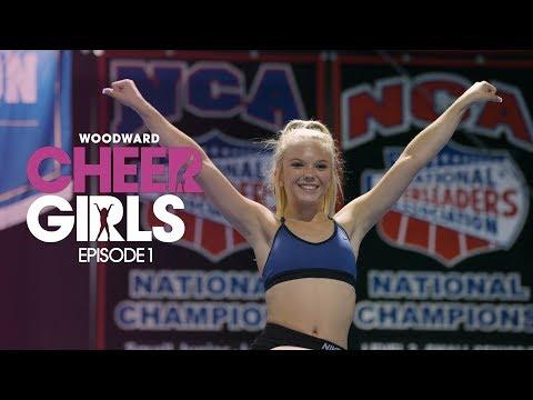 Meet Karolyne Day - EP1 - Woodward Cheer Girls Season 2