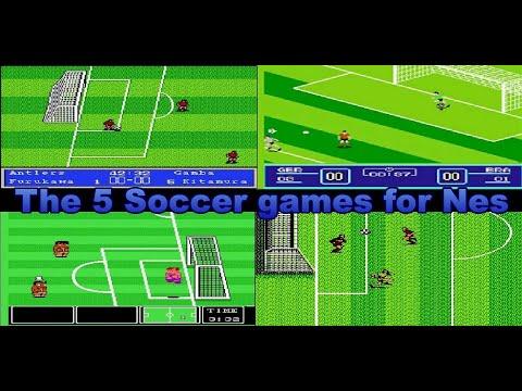 soccer nes download