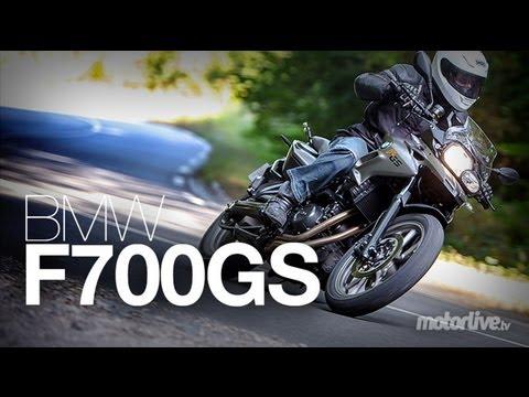 BMW F 700 GS, 1er essai vidéo de ce trail urbain GT