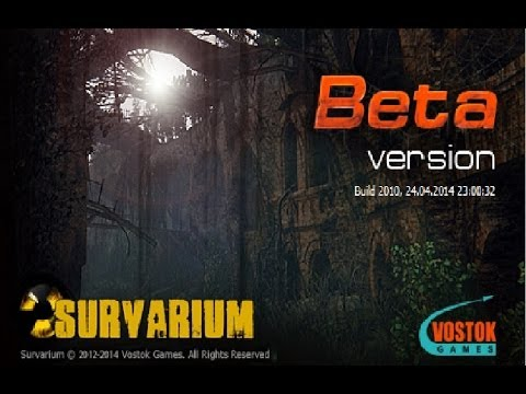 SURVARIUM Open Beta - Vostok Games
