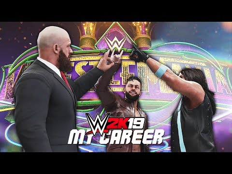 Video WWE 2K19 My Career Mode - Ep 14 - THE END! Big Decision + WRESTLEMANIA! download in MP3, 3GP, MP4, WEBM, AVI, FLV January 2017