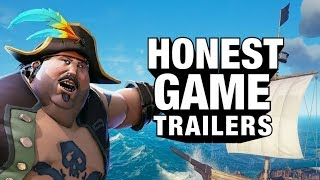 Video SEA OF THIEVES (Honest Game Trailers) MP3, 3GP, MP4, WEBM, AVI, FLV Mei 2018