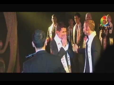Mr. Gay World 2011 Finale (видео)