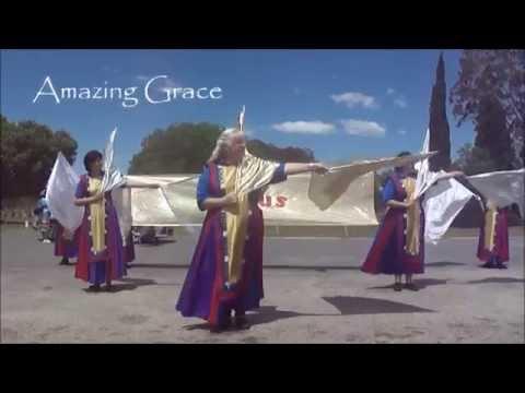 Amazing Grace – Juanita du Plessis