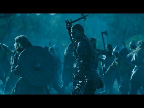 VIKINGS: IVAR VS ALFRED BATTLE SCENE [6x20] Part 5 Season 6 Episode 20   Premium Media