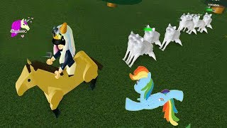Join me Honeyheartsc as I play some fun Roblox horse games. I'm a cute deer foal and now Rainbow Dash MY Little Pony. Wow I get my own horse in Horse Valley BETA. Ahhh Im being chased by a pack of wolves!Games I played:Horse Heart: https://www.roblox.com/games/486626597/Horse-HeartHorse Valley: https://www.roblox.com/games/270759743/Horse-Valley-BETAMLP https://www.roblox.com/games/97641031/My-Little-Pony-3D-Roleplay-is-MagicTreehouse: https://www.roblox.com/games/28608890/Horseback-ridingDon't miss any videos!!!! Subscribe here for FREE: http://www.youtube.com/subscription_center?add_user=honeyhearts27---------- Watch More HoneyheartsC Videos ----------♥ Dreamworks Spirit Stallion of the Cimarron Playmobil Video https://youtu.be/mKYwcx3d8fw♥ Play Star Stable online with me: https://www.youtube.com/watch?v=33xj2B8JJFY&index=2&list=PLluOP_tXzEd65IG9bmvnnqn0gvNCIyZSt♥ Disney Beauty And The Beast Movie Toddler Belle & Philippe https://youtu.be/PjH_bLzaORE♥ My Little Pony Derpy , Princess Luna + Horses & Hearts Riding Club  https://youtu.be/t5qNzm8SYtM♥ Roblox Horse Heart Game: https://youtu.be/hX7o_uhm1D8♥ Custom Dollar Tree Horse Makeover Into Glitter Unicorn https://youtu.be/8ad8DlJKbcQ♥ Painting Breyer Unicorns: https://youtu.be/EnpwiOzVoLs~~Welcome to my horse channel! I'm crazy about horses so you will find super fun family friendly videos all about horses!  You will find videos about playset toy reviews, openings, movie series, do it yourself (diy) projects, and so much other awesome things on Breyer traditional, classics, stablemates,  Schleich, Safari, and other model horses.www.honeyheartsc.comFriend me on Instagram: @Honeyheartsc  http://websta.me/n/honeyheartsc♥♥------- Thank you for watching! See you in my next video!-
