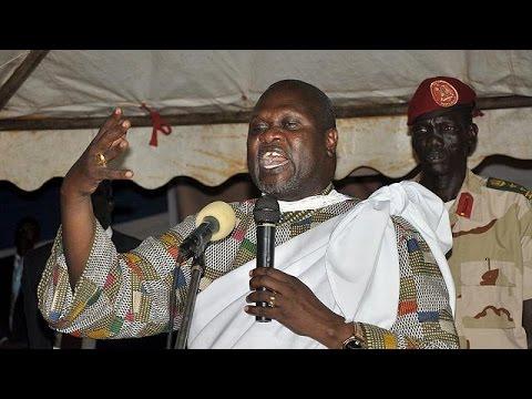 Νότιο Σουδάν: Επέστρεψε ο ηγέτης των ανταρτών και ορκίστηκε αντιπρόεδρος