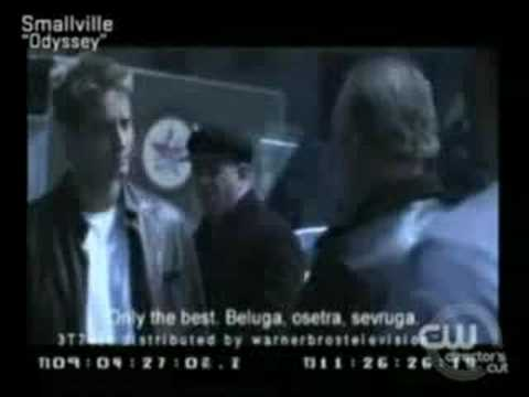 Odyssey DIRECTORS CUT SMALLVILLE Episode 01 Season 8 ( 8x01