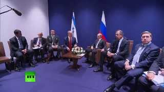 Путин: Военные РФ и Израиля успешно взаимодействуют в связи с обострением ситуации в Сирии