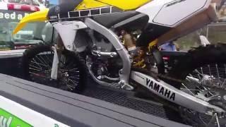 10. Buying my new 2016 Yamaha yz250f!!