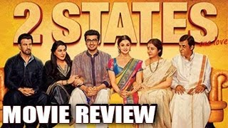 2 States Movie Review | An Adorable Cross-cultural Love Story