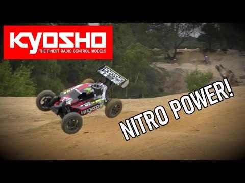 Kyosho Inferno Neo 3.0 | Nitro Buggy First BASHING!