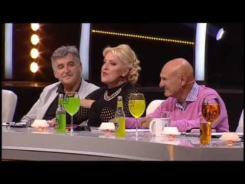 Jovana Lazić – Lepi moj – Zvezde granda 2014-2015 (ženska grupa – 18. oktobar) – peta emisija