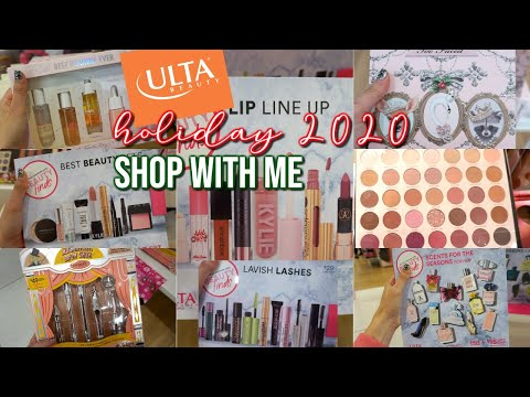 ULTA BEAUTY HOLIDAY 2020 SHOP WITH ME!! | GIFT SETS, PRESENT IDEAS & NEW LAUNCHES!