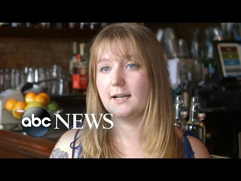 Waitresses on sexual harassment they say they face at work from customers, managers
