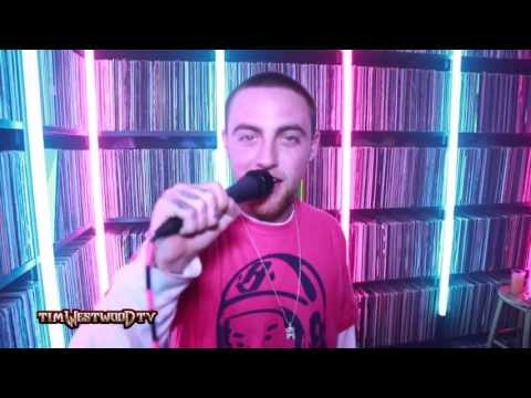 Mac Miller freestyle - Westwood Crib Session
