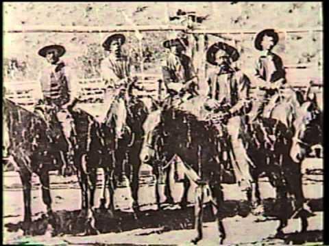 The Black Cowboy